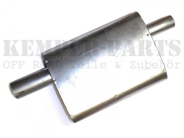 DKW MUNGA Nachschalldämpfer 900 ccm
