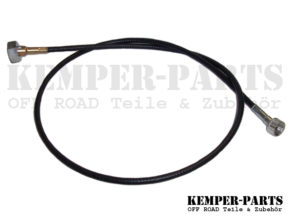 DKW MUNGA Speedometer Cable