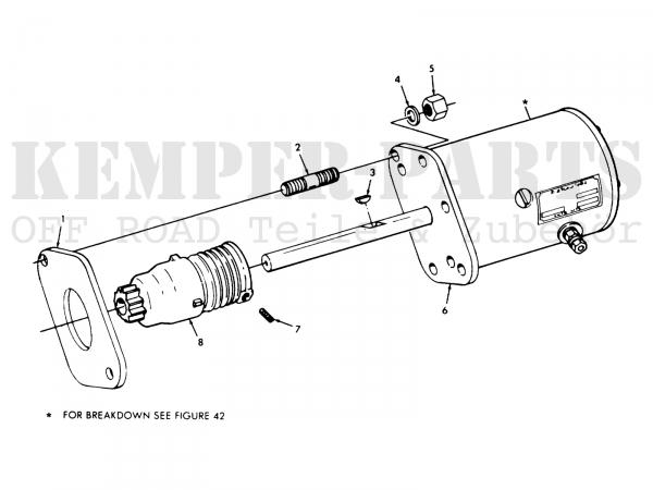 M151 Anlasser