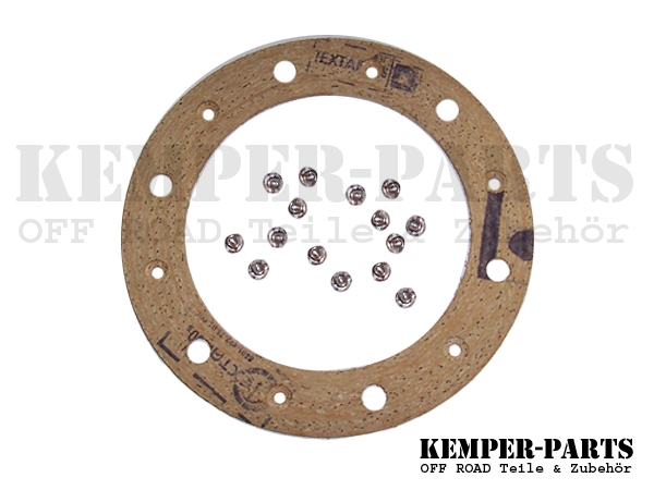 DKW MUNGA Clutch Repair Kit