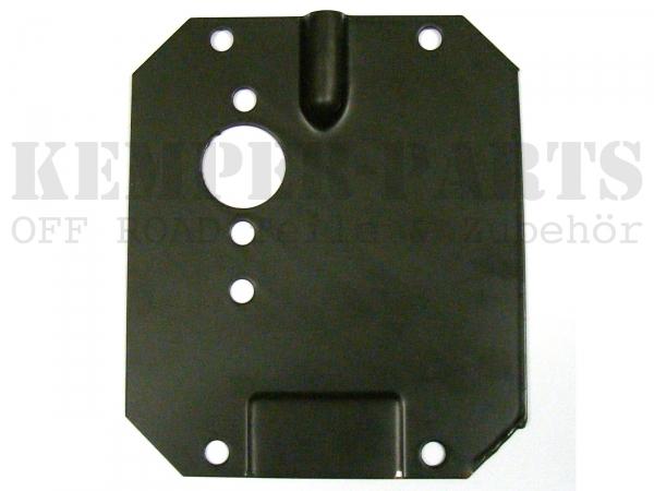 M151 Platte für Abblendschalter