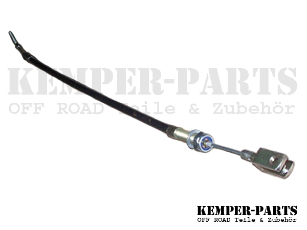 DKW MUNGA Clutch Cable