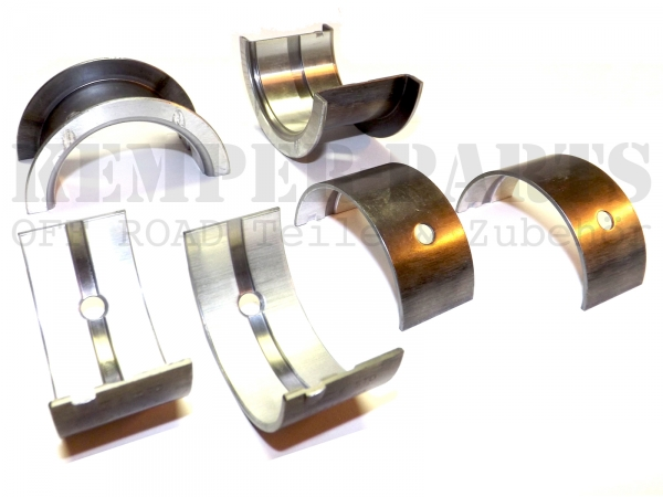 M151 Bearing Set Crankshaft oversize 010