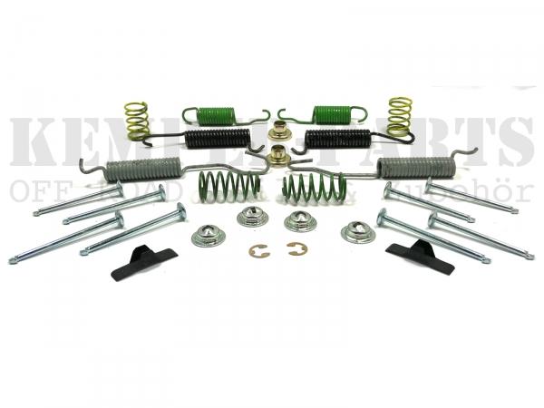 Chevrolet K5 Bremsfedern Kleinteile Kit Bremsbacken