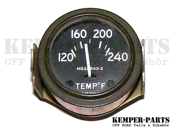 Mil. Indicator Temperature Electrical