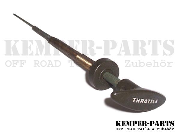 M151 Zughebel Throttle
