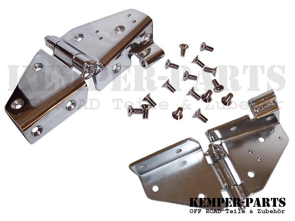 Jeep Hinge for Windshield