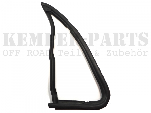 Chevrolet K5 / K30 Gasket Triangular Window / Side Window right