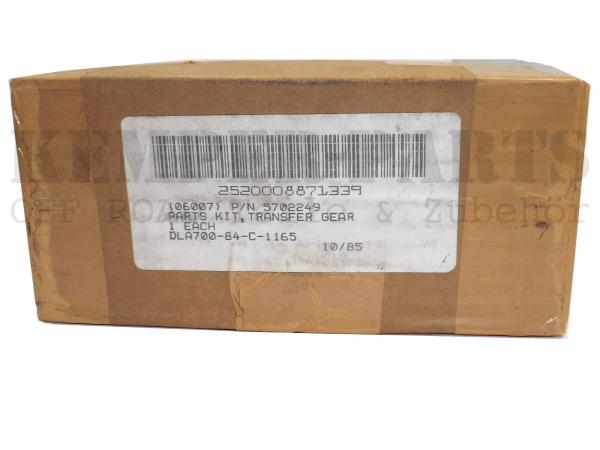 M151 Parts Kit Transfer