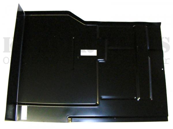 Chevrolet K5 Bodenblech Kabine hinten - rechts