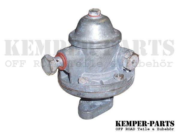 DKW MUNGA Benzinpumpe mechanisch