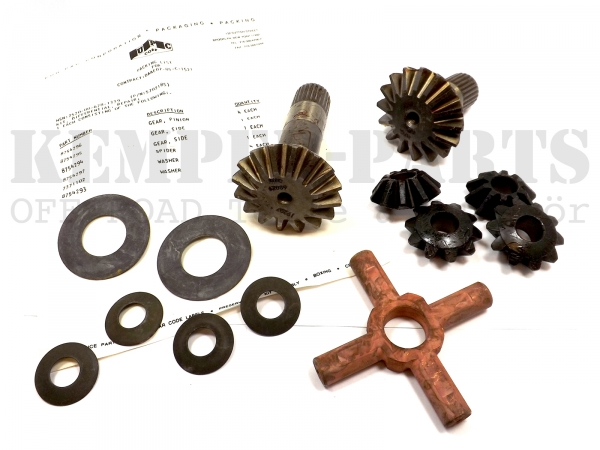 M151 Parts Kit Differential