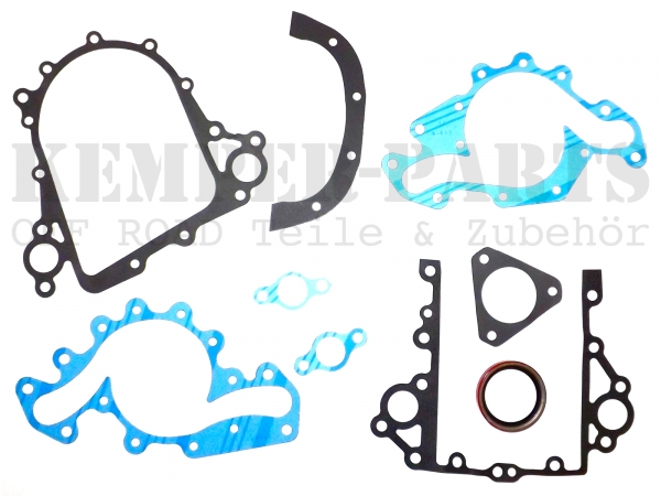 Chevrolet Timing Cover Gasket Set inc. Seal