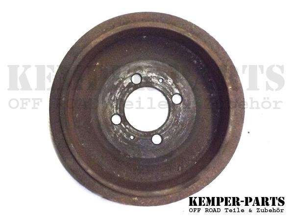 DKW MUNGA Bremstrommel