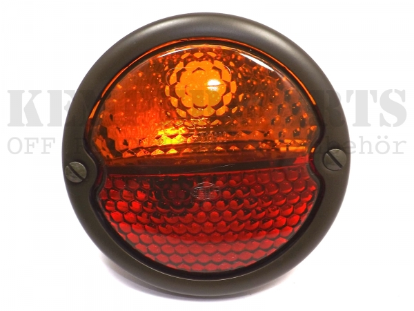 DKW MUNGA Reflektor mit Streuscheibe
