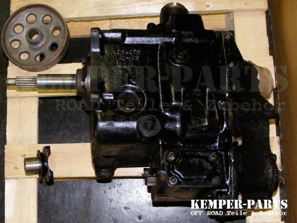 M151 Getriebe Überholt