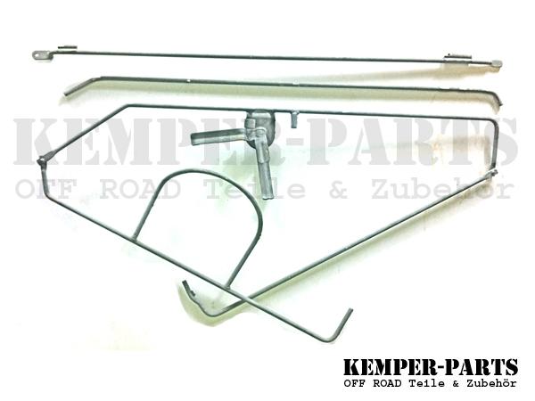 M151 Door Frame Right