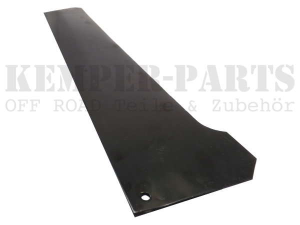 Chevrolet Rocker Panel Backing Plate