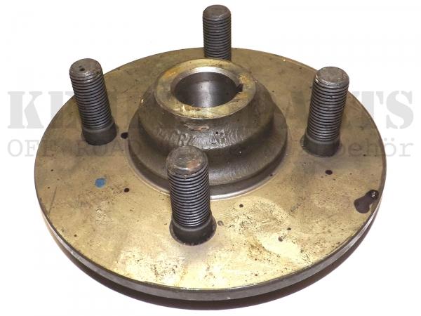 DKW MUNGA Wheel Hub