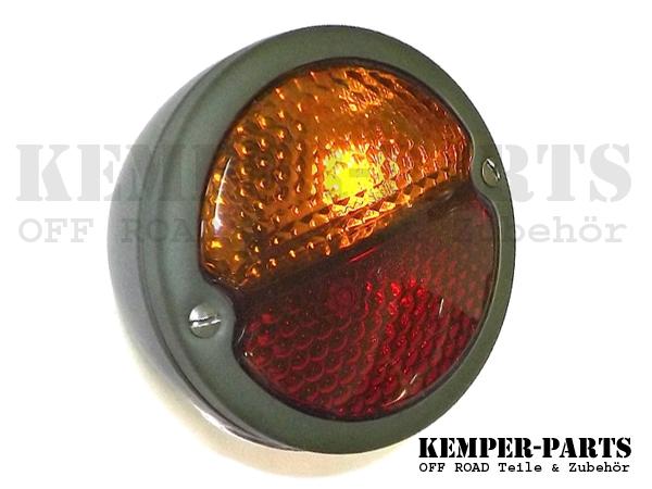 DKW MUNGA Rücklicht / Bremslicht / Blinker
