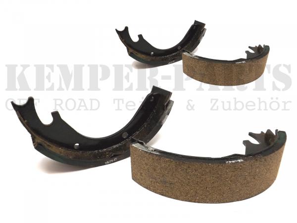 M151 Brake Shoe with Lining Set 4