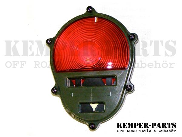 Mil. Stop Light Cap A2
